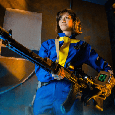 Ranking the Guns of Fallout 76