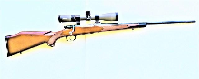 Mauser rifle - .30-06