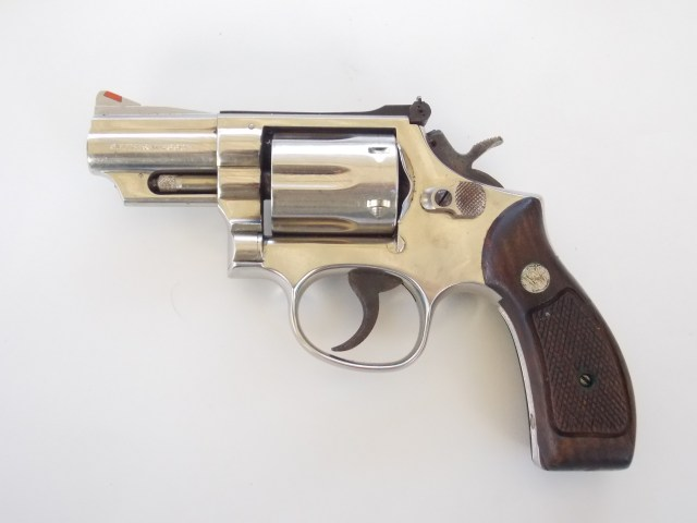 Smith and Wesson Combat Magnum