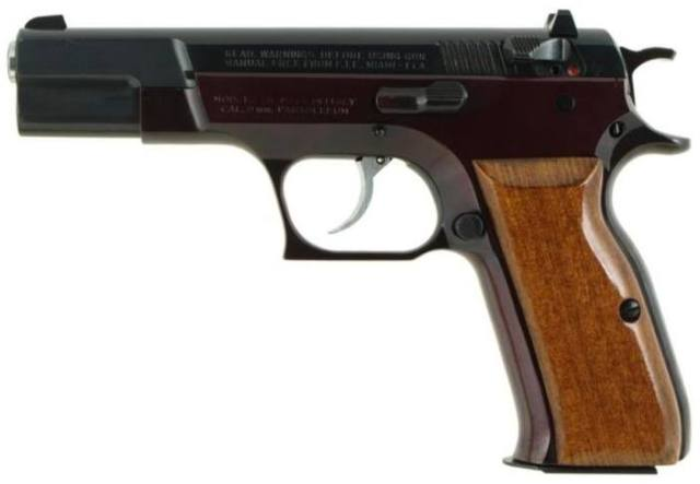 Tanfoglio TZ-75