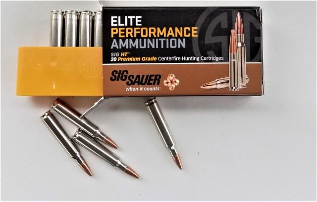 Colt History - Sig Sauer ammo