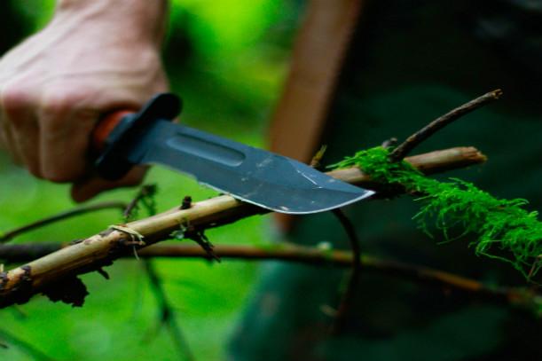 quick exit - survival knife