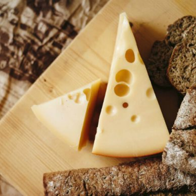 food hacks - cheese