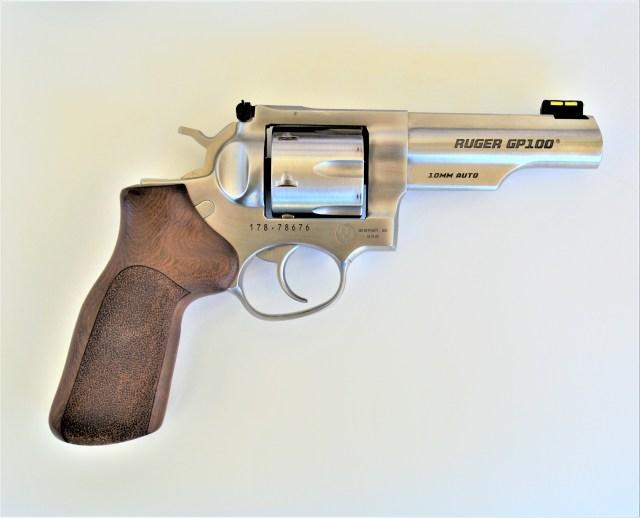 Ruger 10mm revolver