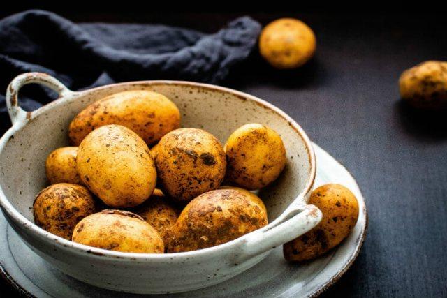 food hacks - potatoes