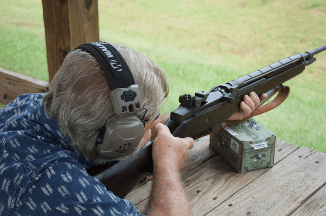 M14 in action