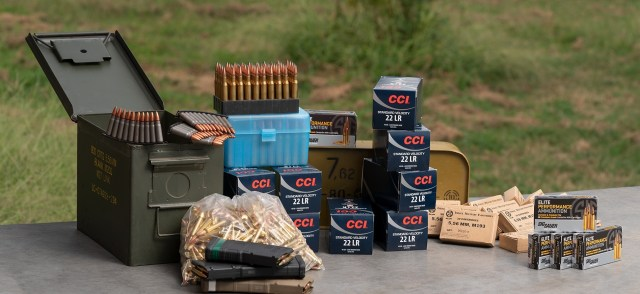 ammo: to stockpile or not