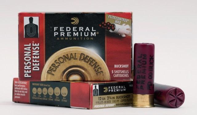 shotgun patterning - federal premium