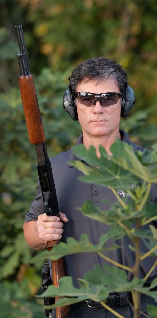 Patterning a Shotgun - John BIbby