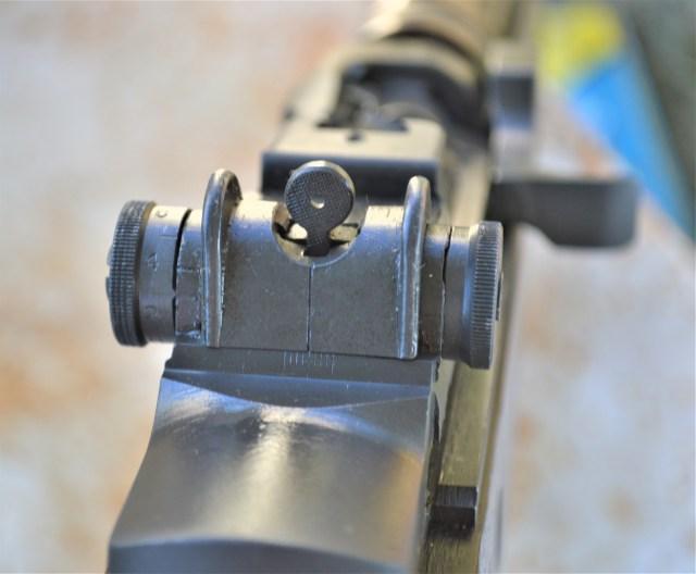 M14 battle sights