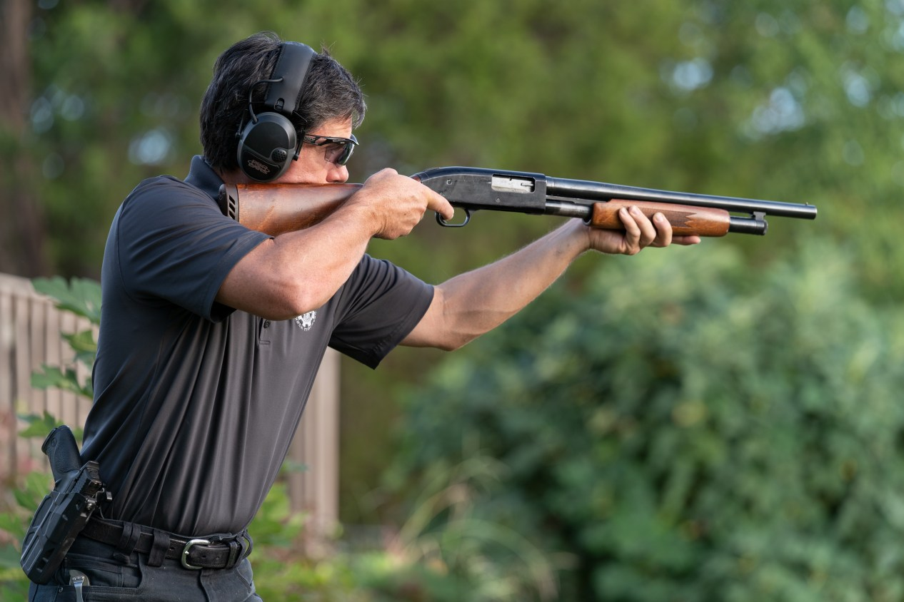 Patterning a Shotgun - Defense Edition