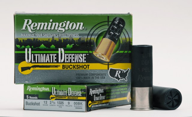 Patterning a Shotgun - Remington Ultimate Defense