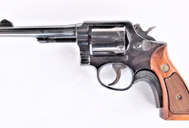 Smith and Wesson Military and Police - best revolvers of all time