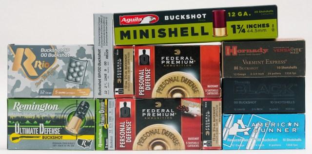 shotgun patterning boxes