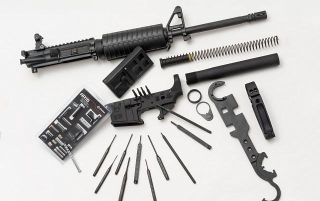 AR-15 Build
