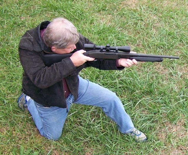 Remington 7600 weight, handling