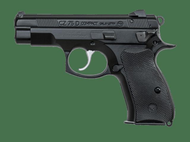 CZ 75 D - concealed carry handguns