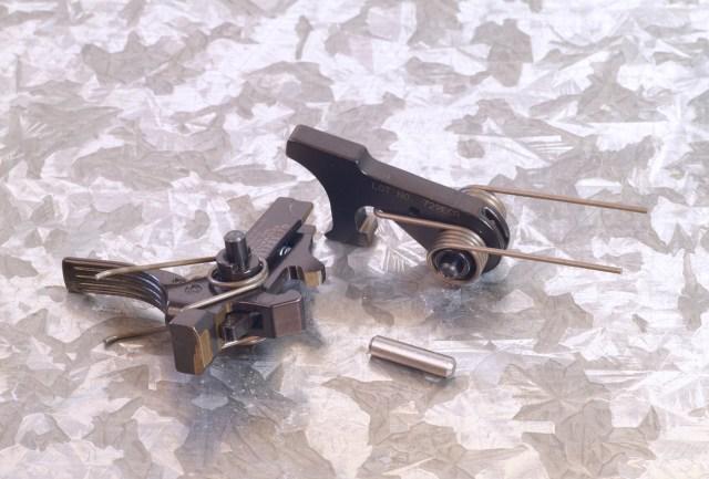 AR-15 Triggers Geissele