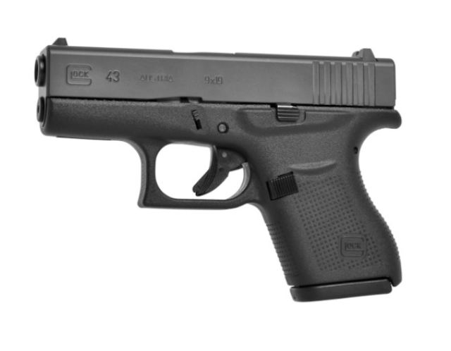 G43 - concealed carry handguns