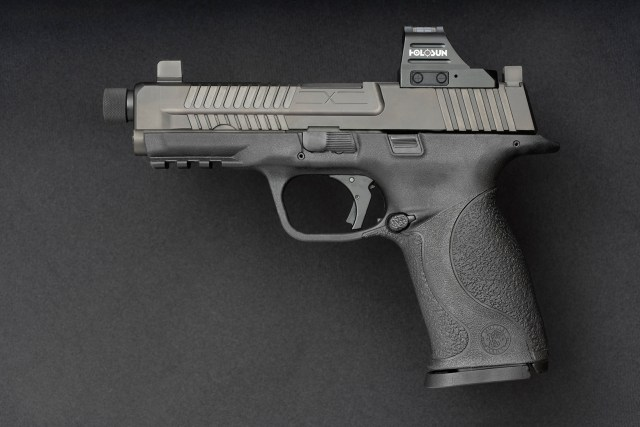 M&P 9mm - Faxon Slide