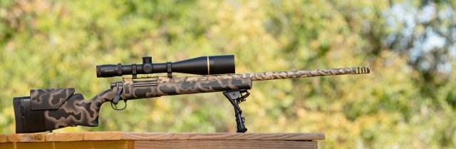Precision Rifle Build