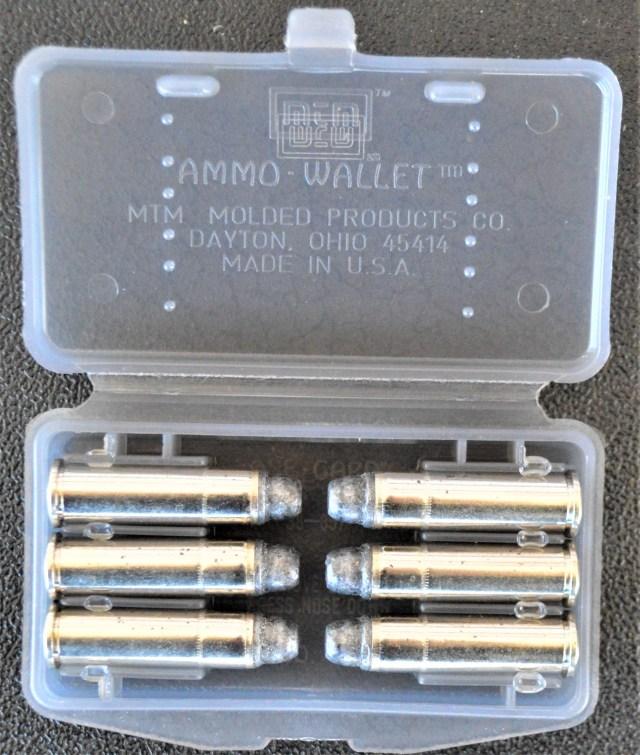 Remington Loads in MTM Holders
