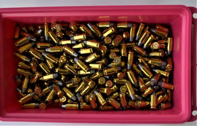 LSCW ammunition