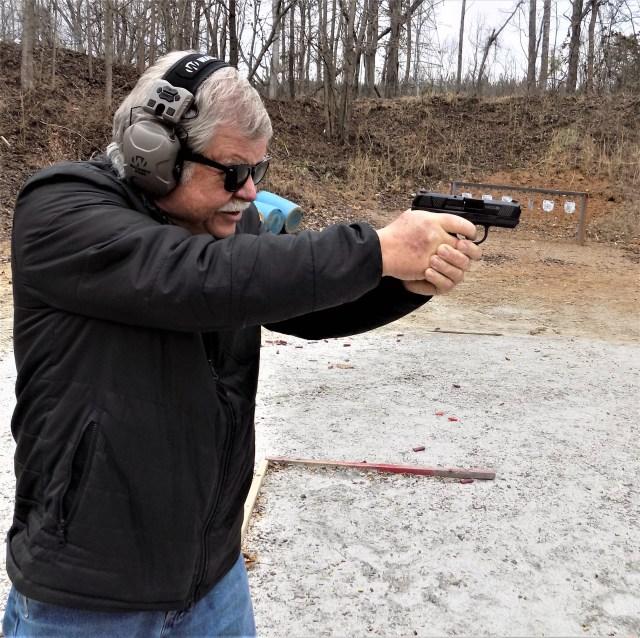 shooting tips - grip