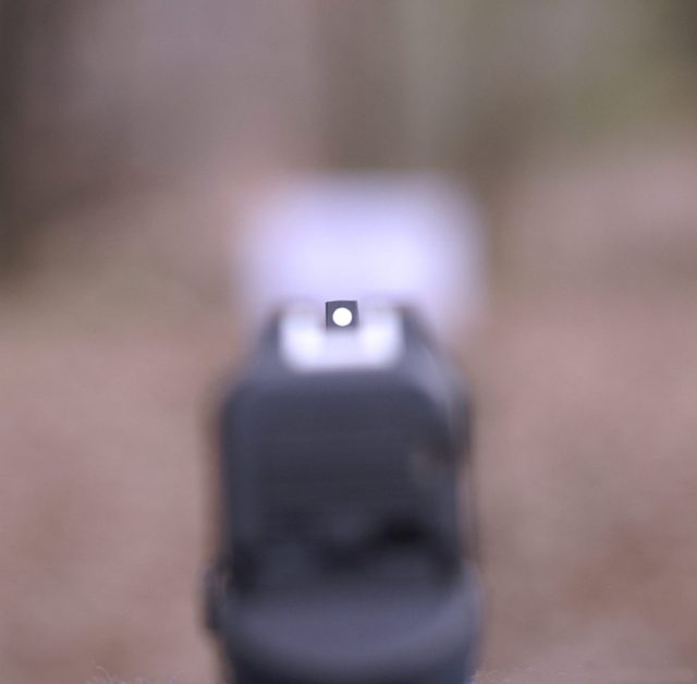 Shooting Well