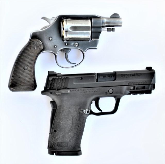 S&W 9mm vs Colt Cobra