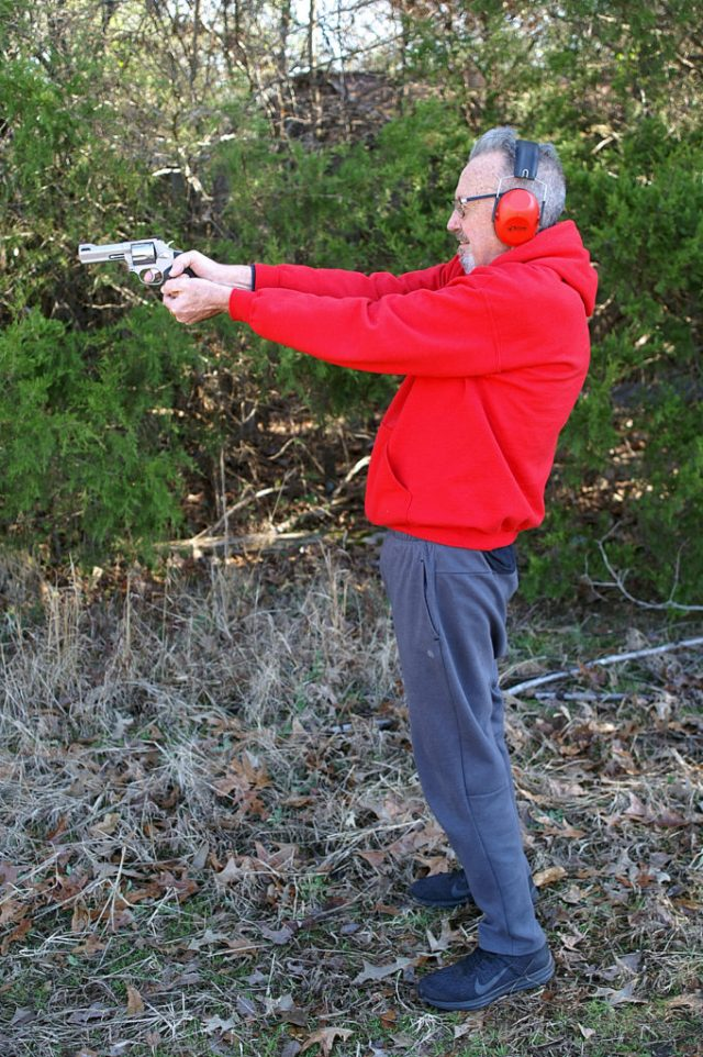 Bad Stance - Managing Handgun Recoil