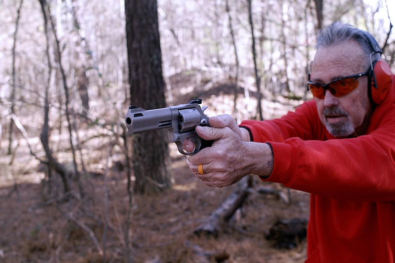 Manage Recoil - Big Guns