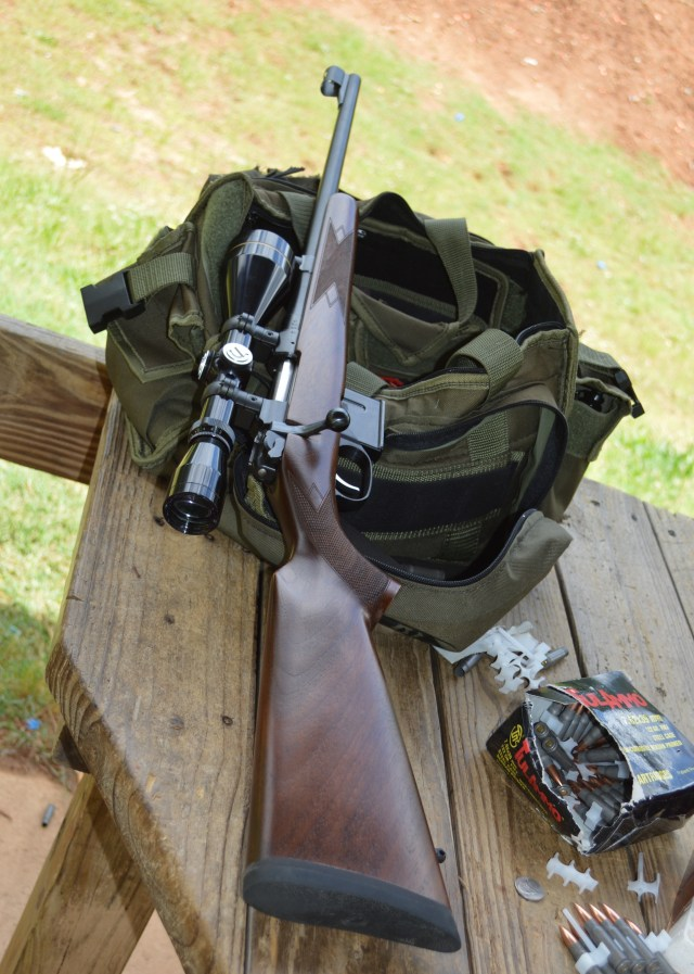 CZ 527 Bolt Action Rifle