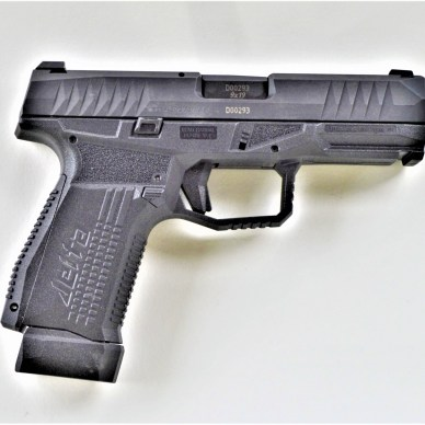 Rex Delta 9mm Handgun
