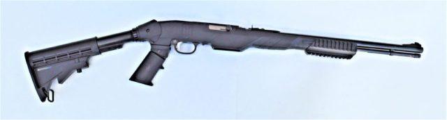 Hunting Tactical Super Sixty .22 LR