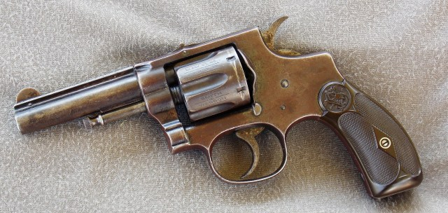 Smith and Wesson Hand Ejectors - 1896 Version