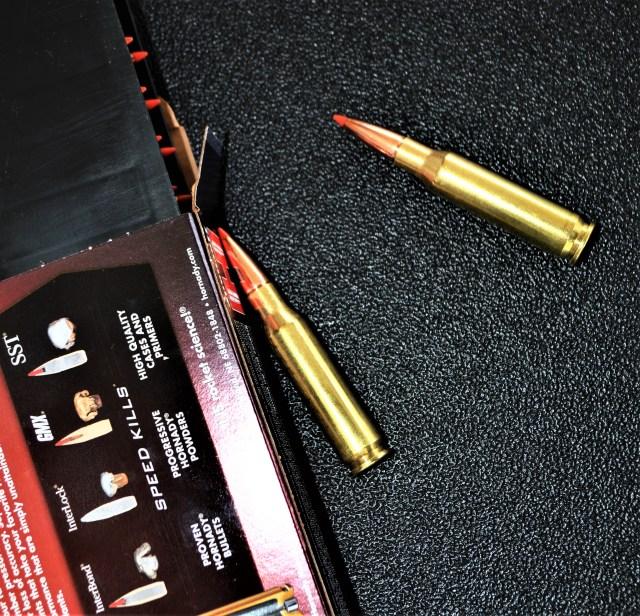 Ruger American 7mm-08 Cartridge