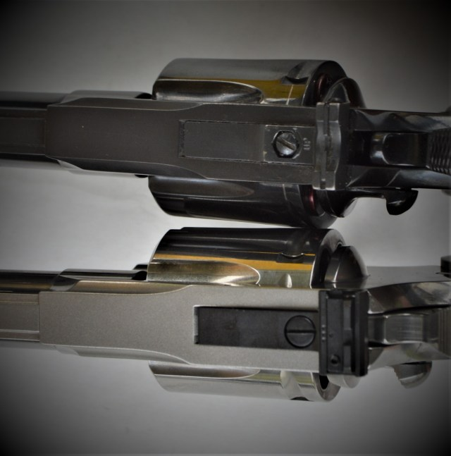 Colt Python frame