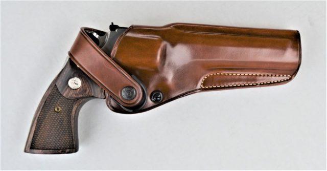 GALCO DAO holster - Colt Python