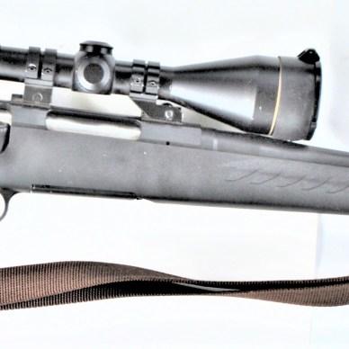 Ruger American 7mm-08 - Hunting Setup