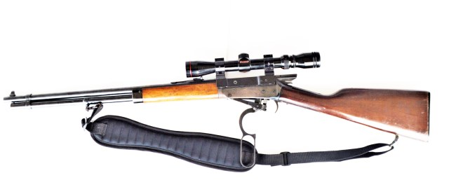 Winchester 1894 with Scope