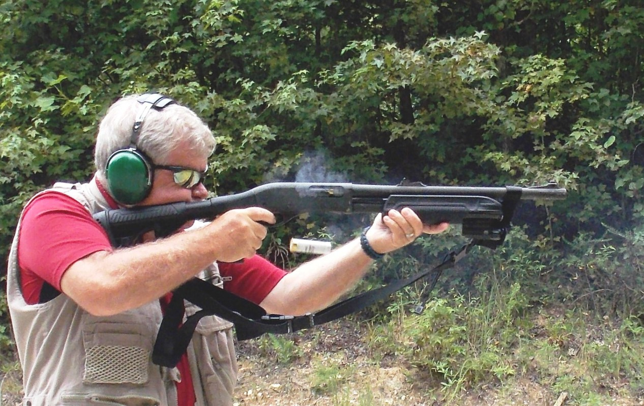 shotgun training - manipulation