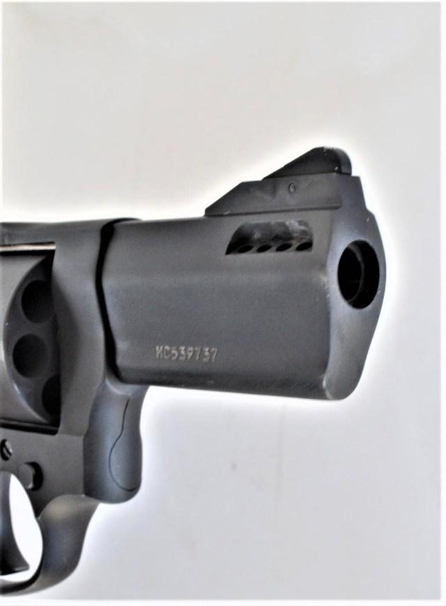 Taurus 692 Snub Nose Revolver