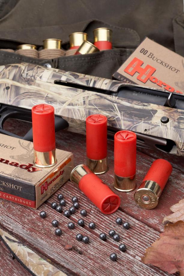 Hornady #00 Buckshot - Buckshot, Explained