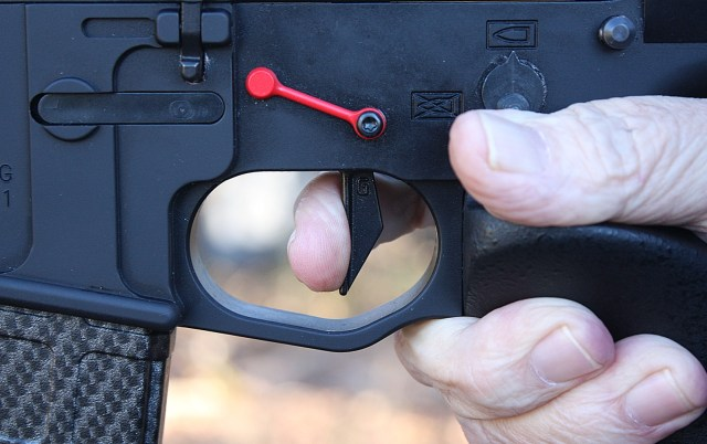 Proper Trigger Placement on AR-15