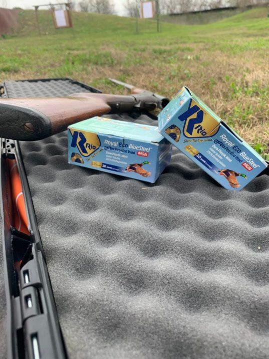 Rio Ammo and Shotgun