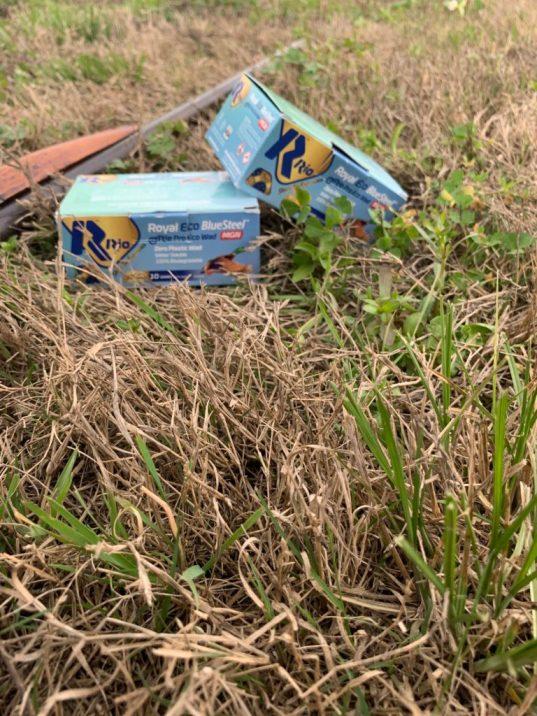 Rio Royal Eco BlueSteel Ammo Boxes
