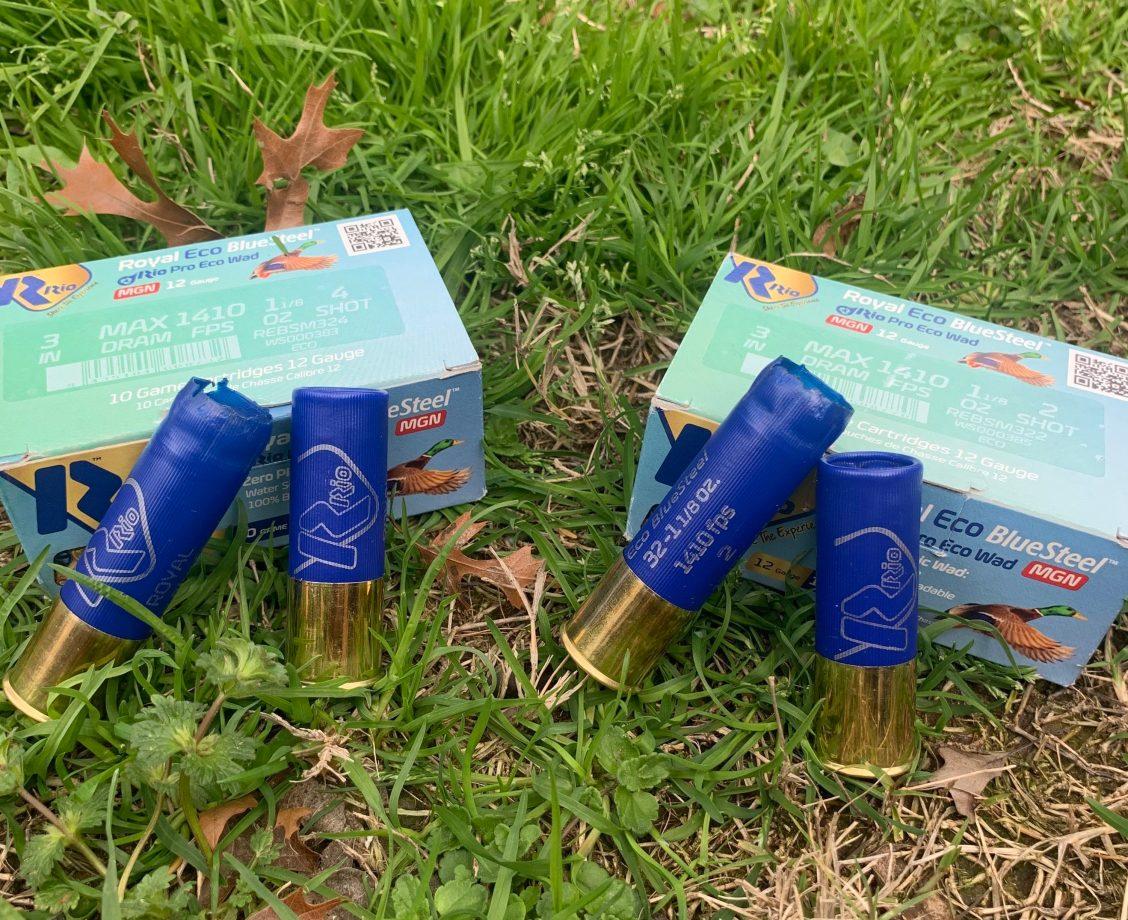 Rio Royal Eco BlueSteel Boxes and shells