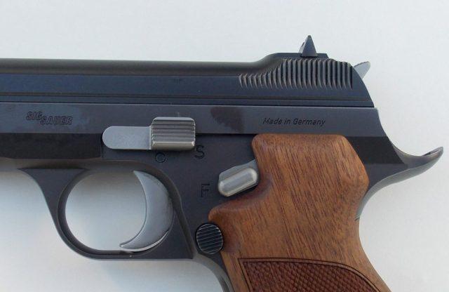 Original SIG P210