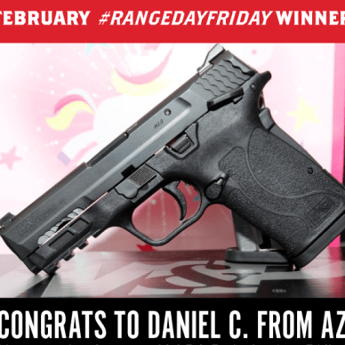 range day friday winner - february 2020